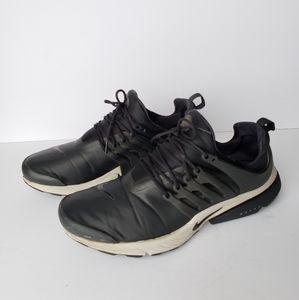Nike Air Presto Black Premium Leather Size #11